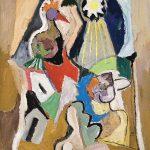 A Luzinha do Guarapó, acrílica sobre tela, 80 x 60 cm, 1999 / 2000. Coleção Particular.